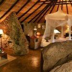 Amalind Lodge Rooms - 6 Day Luxury Zimbabwe Safari