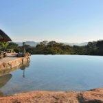 Amalinda Infinity Pool - 6 Day Luxury Zimbabwe Safari