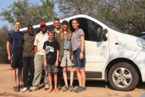 Guests enjoying a budget Kruger Safari