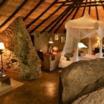 Amalind Lodge Rooms - 6 Day Luxury Zimbabwe Safari