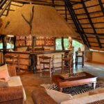 Ivory Lodge Bar - 6 Day Luxury Zimbabwe Safari