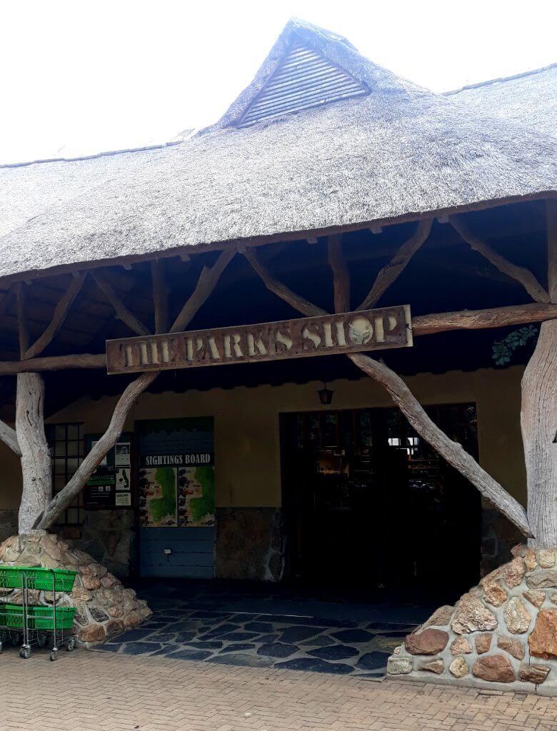 Skukuza Shop