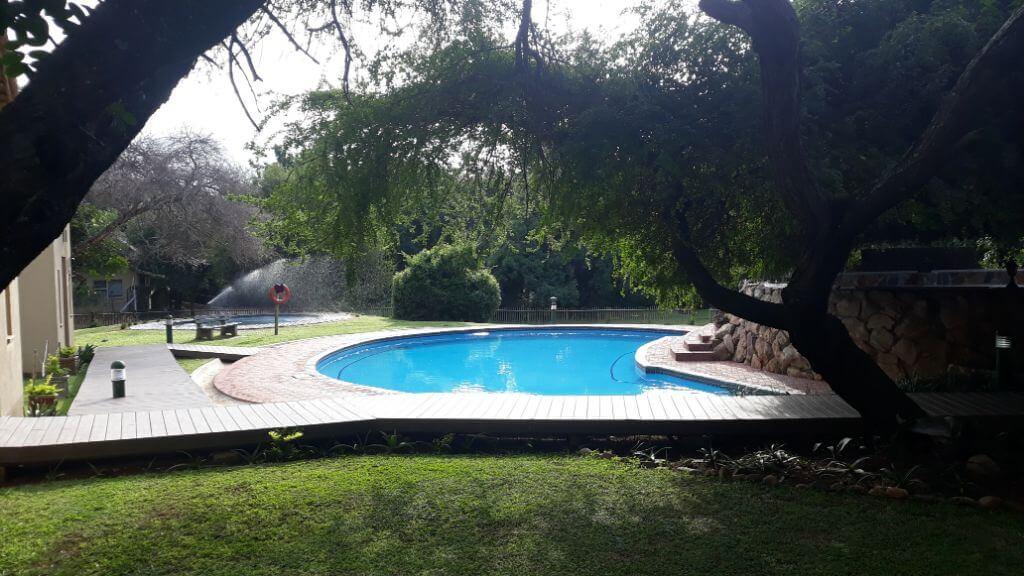 Skukuza Swimming Pool