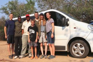 Guests enjoying a budget Kruger Safari