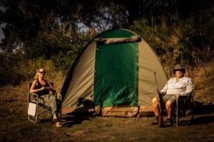 Walking Safari - Fly Camping